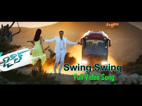 Swing Swing Video | Jil | Gopichand | Raashi Khanna | Ghibran