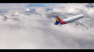 Asiana Airlines A320 Safety Video