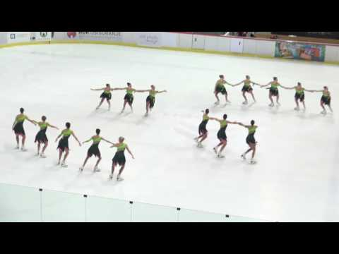 Team Berlin Juniors - Zagreb Snowflakes Trophy 2017 - Free Skating
