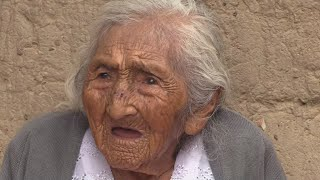 oldest woman in bolivia