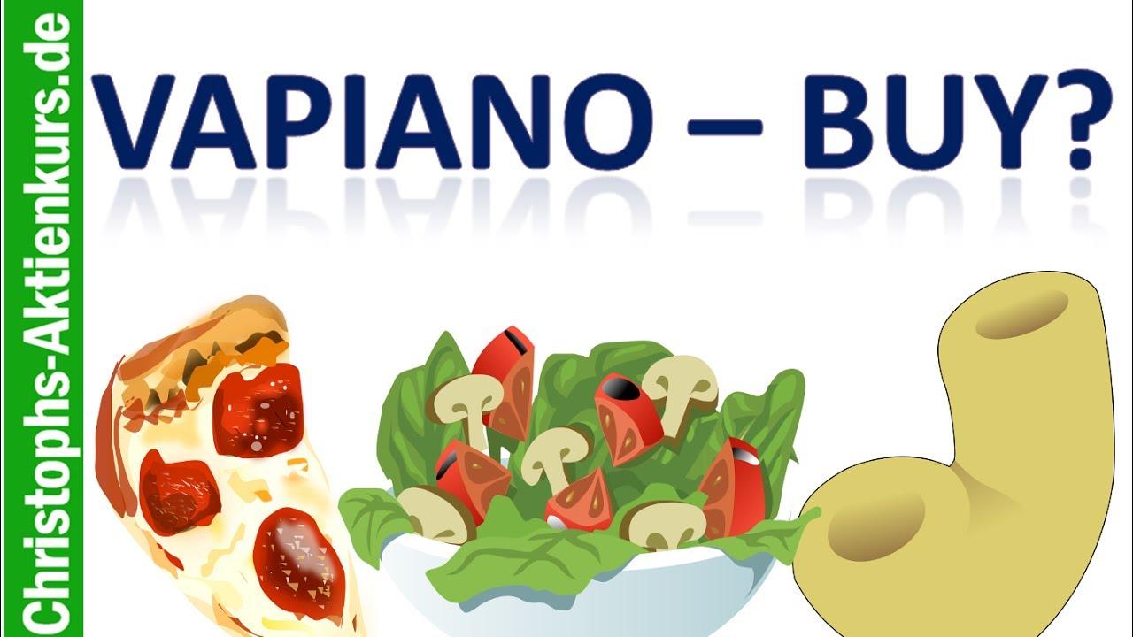 Vapiano Aktie Kaufen