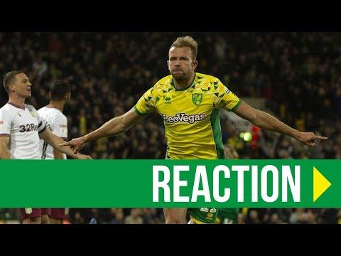 Norwich City 2-1 Aston Villa: Jordan Rhodes Reaction