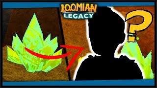 MYSTERY TRAINER REVEALED & CYNAMOTH & TERRAFLY EVOLUTION! | Loomian Legacy (Roblox)