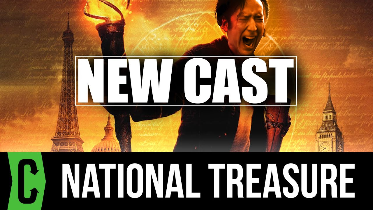 Download National Treasure TV Show Moving Forward at Disney Plus With New Cast