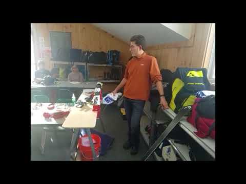 Junior Alpine Race Ski Tune Basics 2018