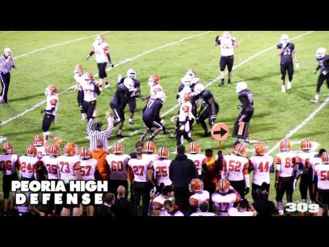 [ PEORIA HIGH LIONS DEN ] Peoria vs Normal Community