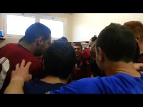 US PERSAN / FC GROSLAY - 01/05/2013