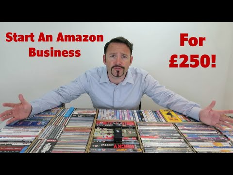 Start an Amazon FBA Business for £250! - Wholesale Buyers Club