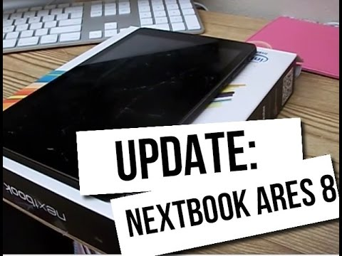 UPDATE NextBook Ares 8| Done with Android Tablets | What I Use Now!