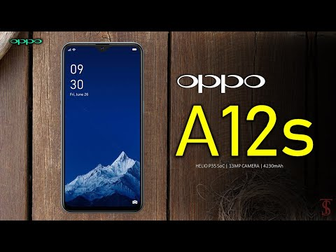 Oppo A12s Price, Official Look, Design, Camera, Specifications, Features