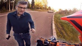 stupid crazy angry people vs bikers 2017 ep 182