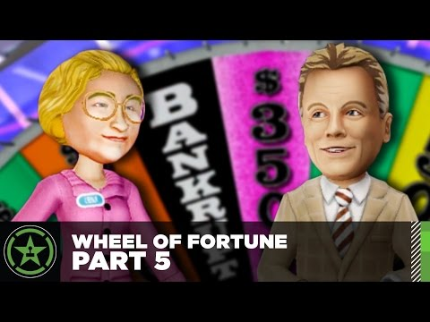 Let's Play - Wheel of Fortune Part 5 - All Day Free Play!