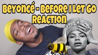 Beyoncé - Before I Let Go | Reaction