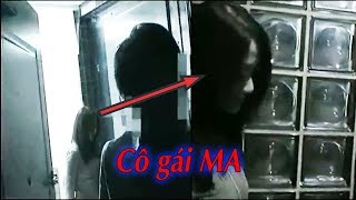 7 Video Ma có thật được CAMERA quay Lại - Bạn Có Dám Xem
