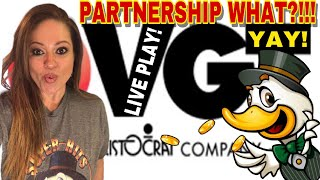 VGT PARTNERSHIP?!!!😍 VGT SUNDAY FUN'DAY W/🦆LUCKY DUCKY! 🦆 VGT MARKETING?!!! WHAT?!!!😍🙏🏼
