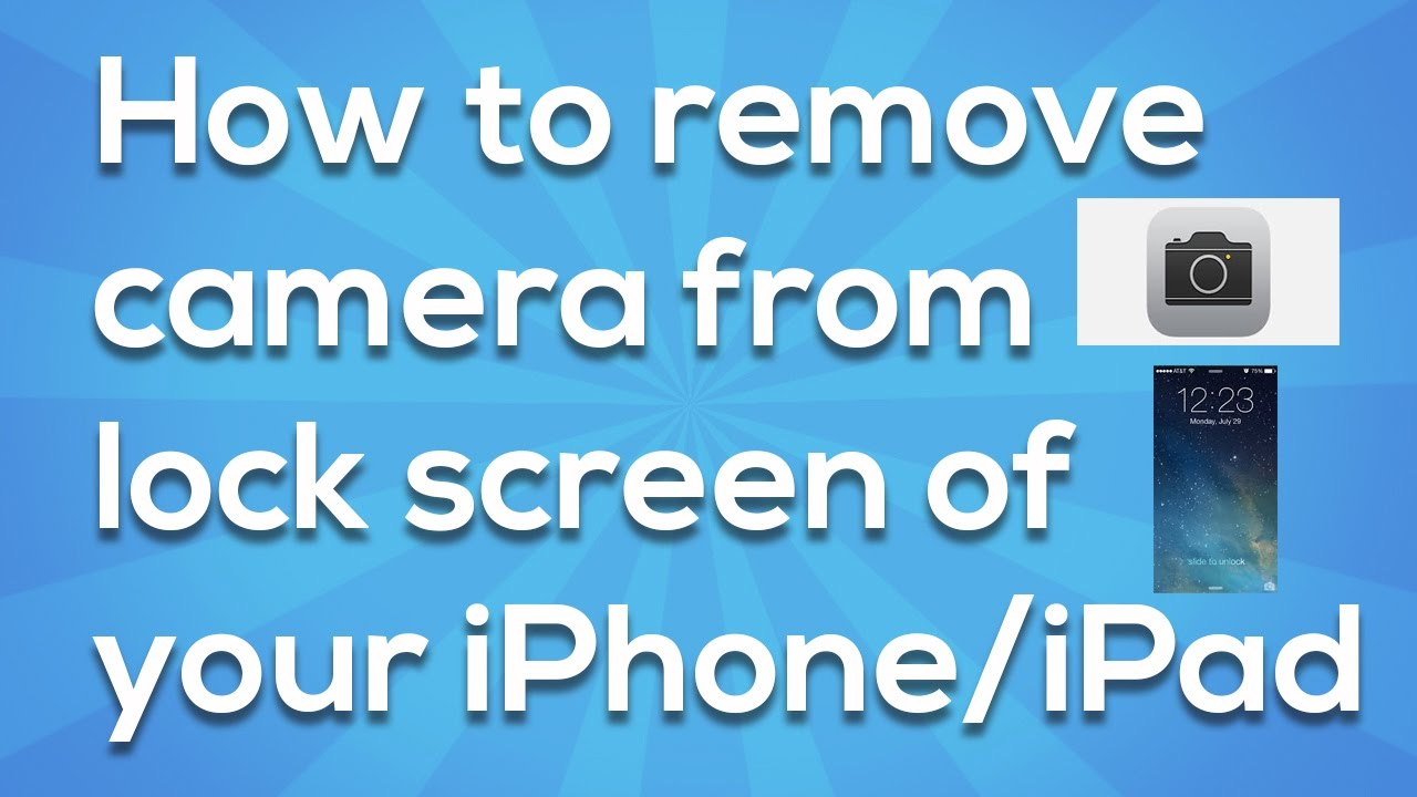 how to erase a locked iphone how to remove from lock screen of your iphone 18779