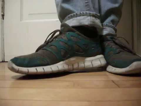 nike free run 2 youtube