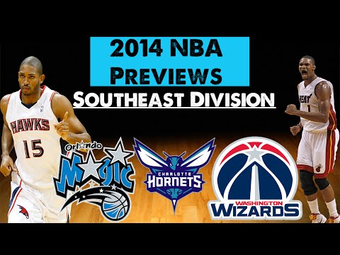 NBA Previews: Southeast Division