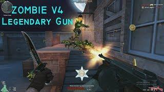 Crossfire West (Đột Kích Bắc Mỹ) 2.0: Legendary Weapon | Zombie v4
