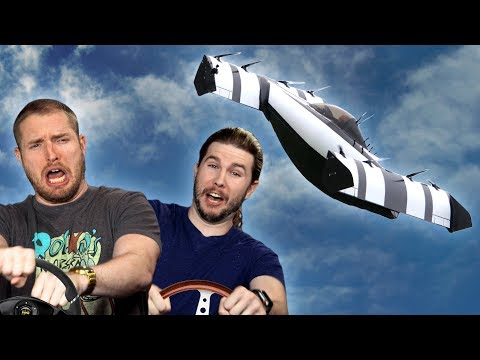 Could Flying Cars Soon Be a Reality? (Muskwatch w/ Kyle Hill & Dan Casey)