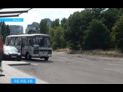 ТРК ВіККА: Дорога чи невідомі: у Черкасах потрощили скло маршрутки