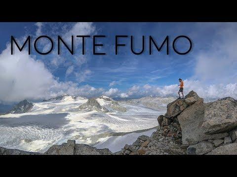 Monte Fumo (3418 m.) dalla Valle Adamè - Parco dell'Adamello
