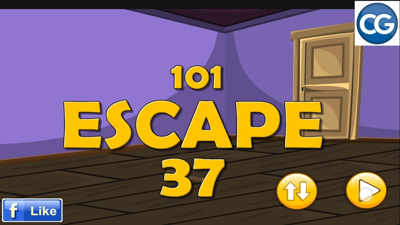 [Walkthrough] 501 Free New Escape Games - 101 Escape 37 - Complete Game
