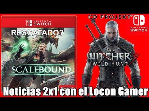 The Witcher 3 podría llegar a Nintendo Switch | Nintendo rescataría a Scalebound thumbnail