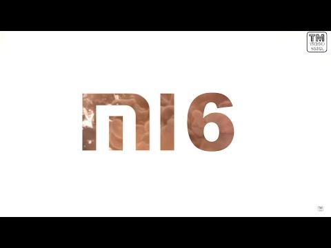 Xiaomi Mi6  India