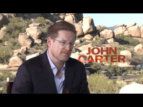 Andrew Stanton talks about the challenges directing 'John Carter'