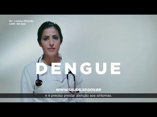 Dengue - Sintomas