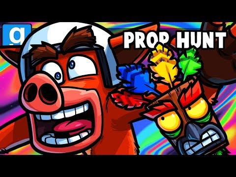 Gmod Prop Hunt