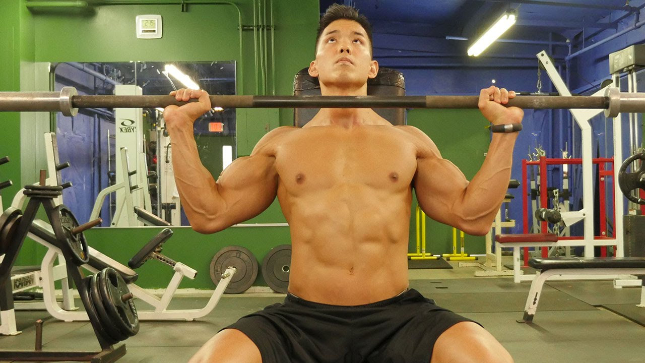 Build more muscle by not lifting picture
