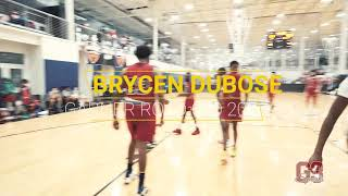 Brycen DuBose Highlights (6ft 3in) Class of 2026. Garner Road. Raleigh, NC