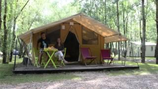 Découvrez le camping Sites et Paysages les Saules à Cheverny