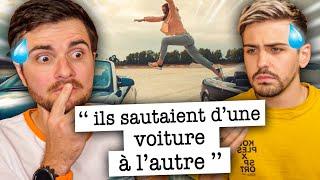 VOS SOIRÉES QUI ONT FAILLI (TRÈS) MAL FINIR ! #2 (feat JOYCA)