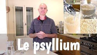 Le psyllium : constipation, nettoyage intestinal, cholestérol et glycémie