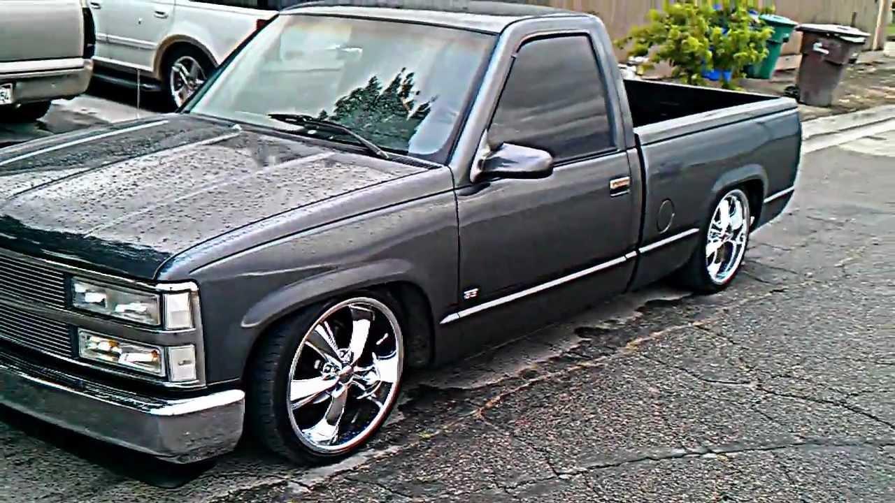 Silverado 89 chevy silverado 1500 : Custom Chevy Silverado - YouTube
