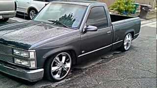 Custom Chevy Silverado