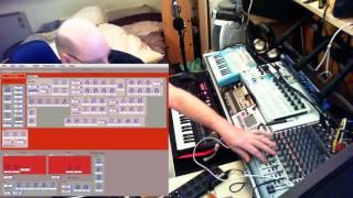 Sequentonal LS#003 / Roland JD-Xi Arpeggiator Improvisation