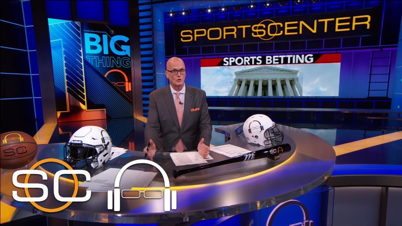 1 Big Thing Legalization Of Sports Gambling Leads To More Questions Sc With Svp Espn Youtube