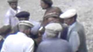 kalash dancing at deadbody in bamburit chitral by chohan