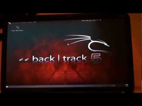 How to Run Backtrack 5 with a Bootable USB