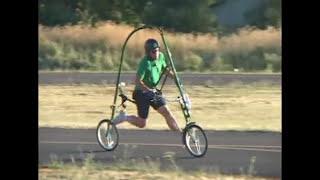 5 GlideCycle Rider Strides