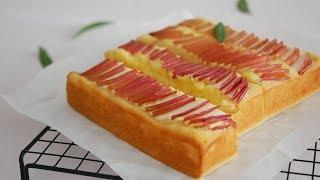 林檎のホワイトチョコブラウニー|cook kafemaruさんのレシピ書き起こし