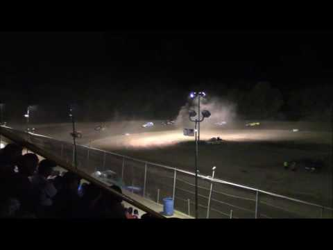 Butler Motor Speedway UMP Modified Feature 8/6/16