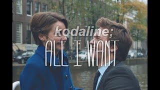 Kodaline - all i want || traducida al español