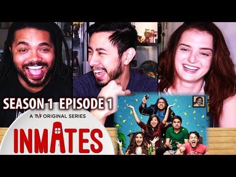 TVF INMATES | S01E01 | Reaction w/ Chuck & Olena!