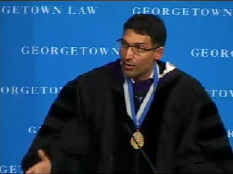 Inauguration, Center on National Security & the Law: Part 4
