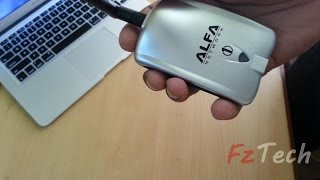 Alfa AWUS036H Review